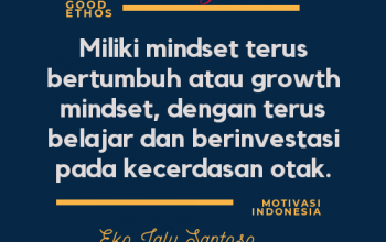 Miliki Growth Mindset